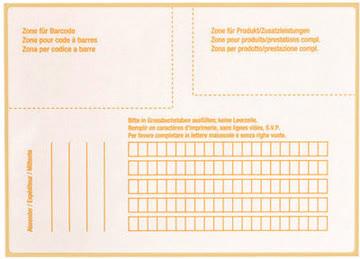Permafix Paketadressetiketten, 74450, 113 x 73 mm, 30 Blatt