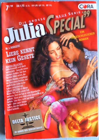 Julia Spezial Liebe kennt kein Gesetz