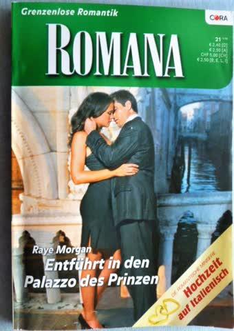 Roman Romana Entführt in den Palazzo des Prinzen