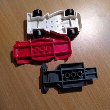 Lego Rennwagen von McDonald's