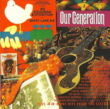 Our Generation (3 CD) Compilation