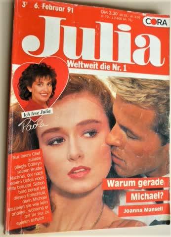 Julia Warum gerade Michael? von Joanna Mansell