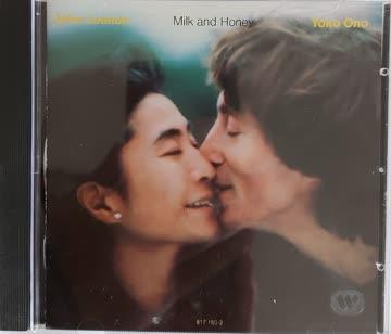 John Lennon & Yoko Ono, milk and honey