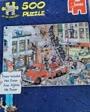 Puzzle Feuerwehrauto