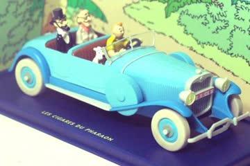 Tintin, Lincoln Torpede