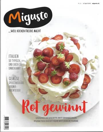 Zeitschrift - Migusto 4/2021