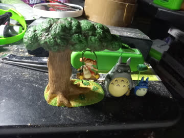 Totoro Figuren