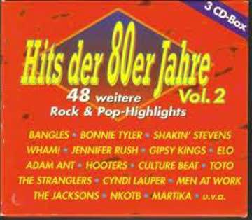 Eddie Murphy, Eddie Money - Hits der 80er Jahre Vol. 2 - 48 weitere Rock & Pop-Highlight