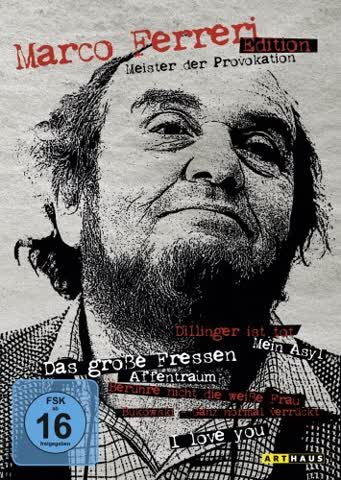 Marco Ferreri Edition - Meister der Provokation  (7 DVDs)