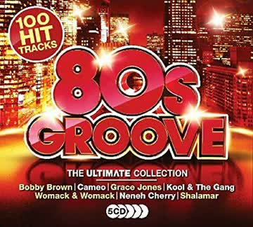 Various Artists - Ultimate 80's Groove