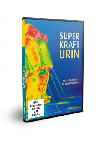 Superkraft Urin – zu schade um es zu verschwenden