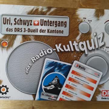 Uri, Schwyz und Untergang - Das DRS 3 Duell der Kantone