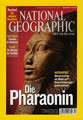 National Geographic April 2009: Die Pharaonin