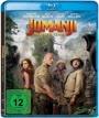 Jumanji 2 - The Next Level, Blu-ray, nur die reine Disc