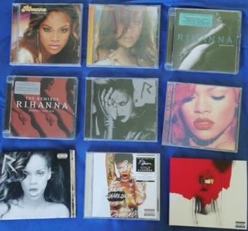 Rihanna CDs