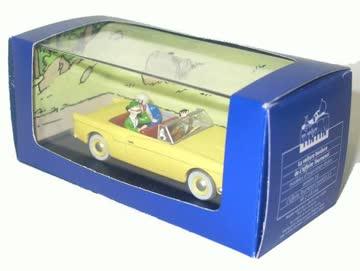 Randspurwagen Tintin