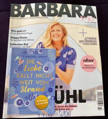 Zeitschrift BARBARA Nr. 47