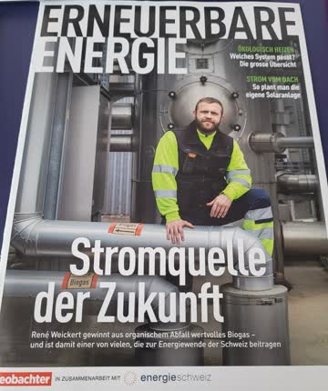 Beobachter Beilage Erneuerbare Energie