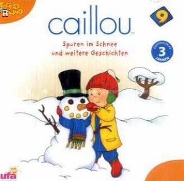 Caillou Spuren im Schnee und weitere Geschichten 53-58