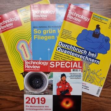 Technologie Review Das Magazin für Innovation
