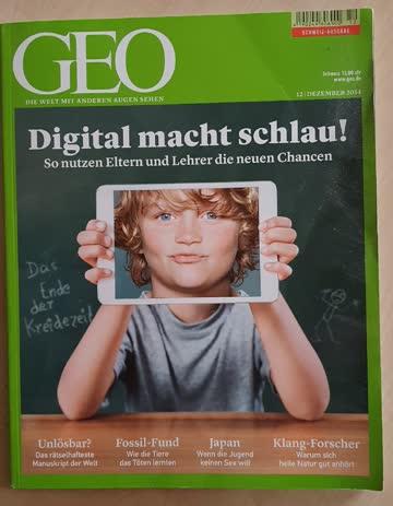 Digital macht schlau , Ausgabe Dezember 2014
