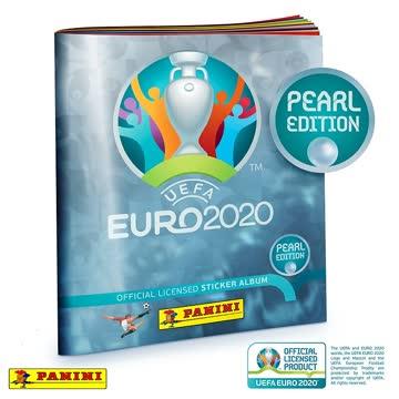Sammelheft, UEFA Euro 2020 Pearl Edition