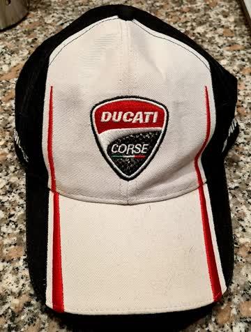 Ducati Cap