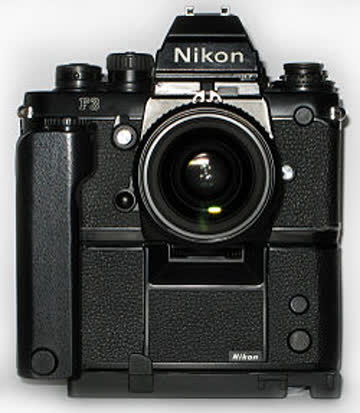 Nikon F3 Analoge Spiegelreflexkamera