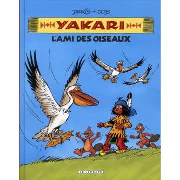 Yakari - L'ami des oiseaux