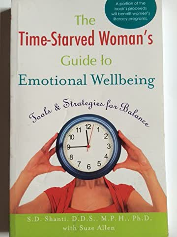 The Time-Starved Women's Guide to Emotional Wellbeing