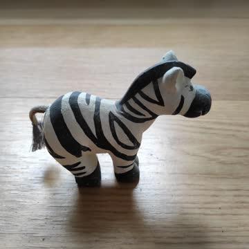 Deko Zebra