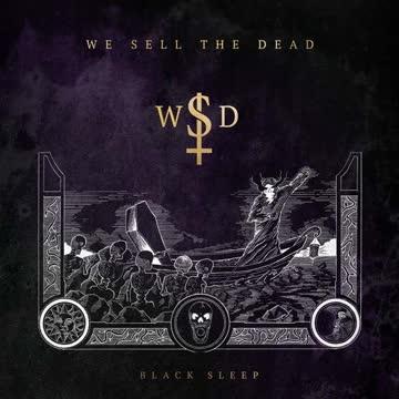We Sell The Dead - Black Sleep, 1 Audio-CD