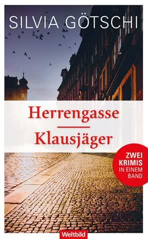 Herrengasse / Klausjäger - zwei Krimis in einem Band
