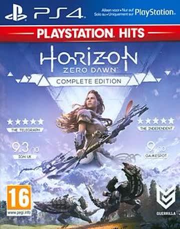 Horizon Zero Dawn, Complete Edition Playstation Hit