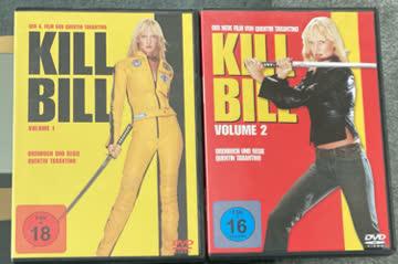 Kill Bill 1&2