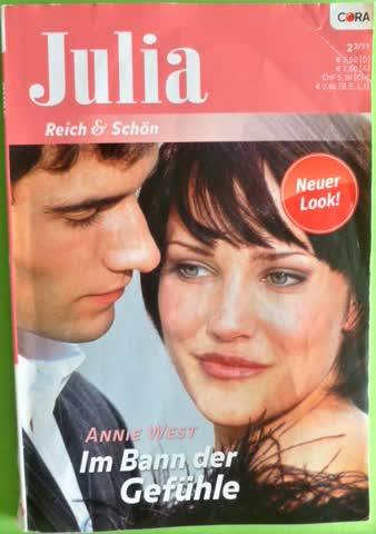 Julia Im Bann der Gefühle von Annie West