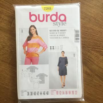 Burda Style Schnittmuster