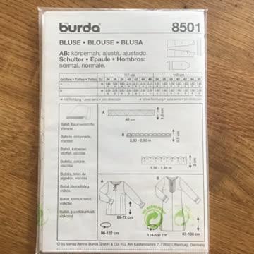 Burda Style Schnittmuster für Tunika/Bluse