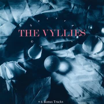 "The Vyllies ""Sacred Games"" rare Schweizer Gothik-CD"