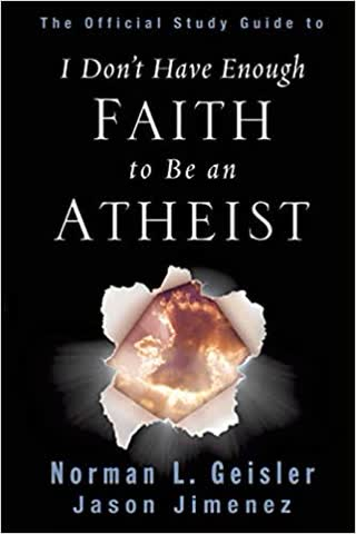 The Official Study Guide to I Don't Have Enough Faith to Be