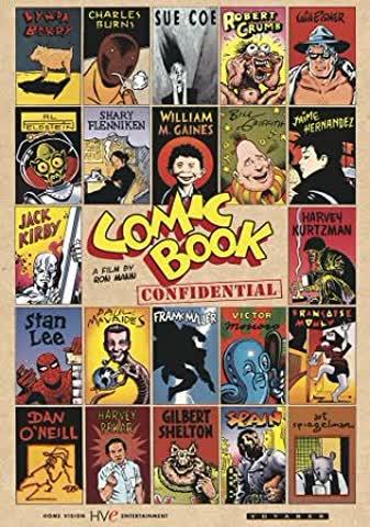 Comic Book Confidential (US-Import)
