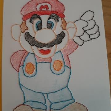 Karte Super Mario