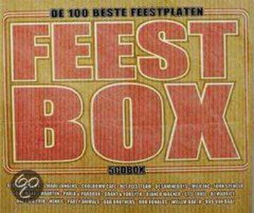 Diverse - Feestbox (Holländische Partyknaller)