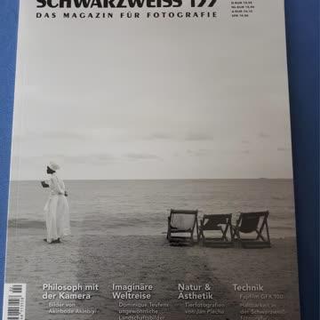 Schwarzweiss Nr. 135