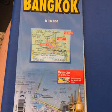 Stadtplan  Bangkok