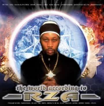Rza - The World According to Rza