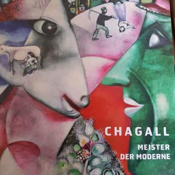 Chagall Kunsthaus Zürich