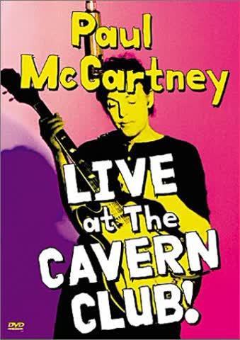 Paul McCartney - Live at the Cavern Club!