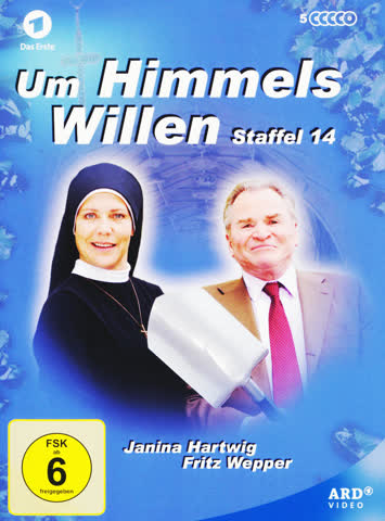 Um Himmels Willen - Staffel 14 (5 DVDs)