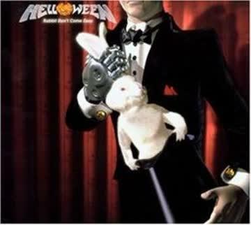Helloween - Rabbit Don`t Come Easy / Ltd.Ed.